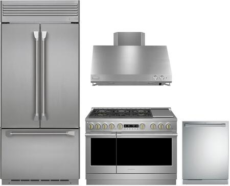 GE Monogram 709535 Kitchen Appliance Packages