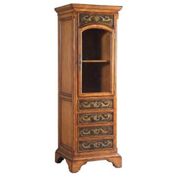 Ambella 06567160001 Traditional Wood Desk Hutch