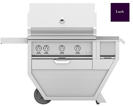 54 in. Deluxe Grill with Worktop   Lush
