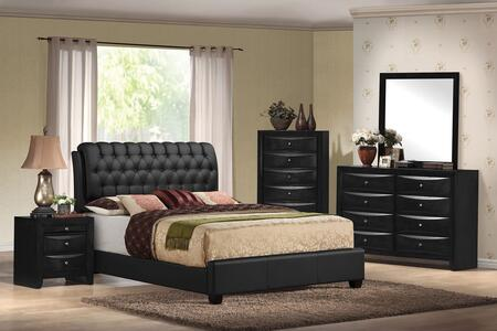 Acme Furniture 14347EKDMCN Ireland King Bedroom Sets