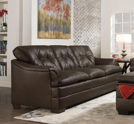 Acme Furniture 52320 Edwina Series Stationary Sofa
