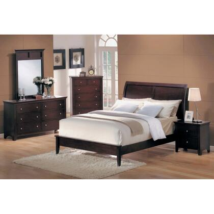 Yuan Tai MN4030K Montgomery Series  King Size Bed