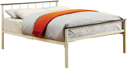 Furniture of America CMBK933F Fortress Series  Full Size Bed