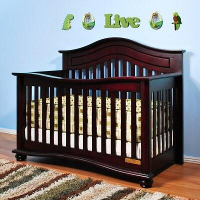 AFG 4688 Jordana Lia 3-in-1 Convertible Crib in