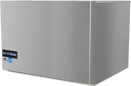 Ice-O-Matic ICE1506 ICE Series ENERGY STAR Rated Modular  Cube Ice Machine with Remote Condensing Unit Cuber Evaporator, Filter-Free Air & Harvest Assist in Durable Stainless Finish