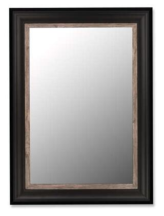 Hitchcock Butterfield 259509 Cameo Series Rectangular Both Wall Mirror