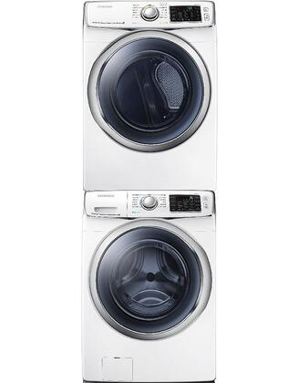 Samsung Appliance WF45H6300AWSTKPAIR2 6300 Washer and Dryer