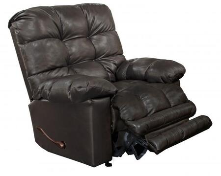 Catnapper 47762128309308309 Piazza Series Leather Metal Frame  Recliners