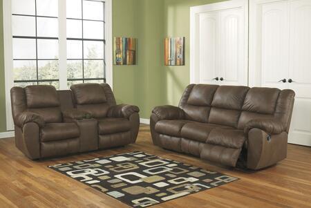 Benchcraft 32701SLR Quarterback Living Room Sets