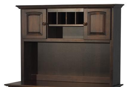 Atlantic Furniture C69814 Windsor Series  Desk