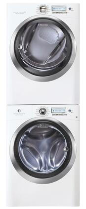 Electrolux ELE3PCFL27GSTCKWKIT2 Wave-Touch Washer and Dryer