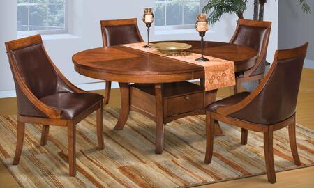 New Classic Home Furnishings 4011611CC Aspen Dining Room Set