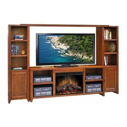 Legends Furniture ML5103SPRPACKAGE Metro Loft Fireplaces