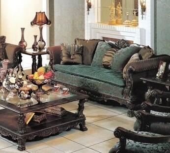 Yuan Tai RN5500S Ranburne Series Sofa Fabric Sofa