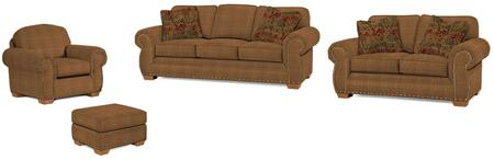 Broyhill 5054Q1829812829679SLCO Cambridge Living Room Sets