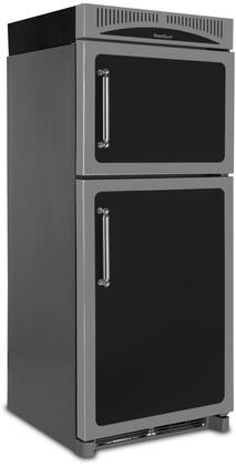 "Heartland HCTMR20x 30"" Classic Refrigerator With Top Mount Freezer, 20.4 cu. ft. Total Capacity, LED Lighting, Energy Star Compliant, Full-width Clear Deli Drawer, in"