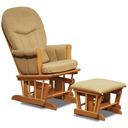 AFG GL7026N Athena Series  Glider  Rocking Chair