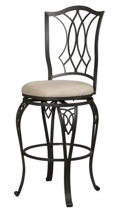 Powell 586432 Residential Fabric Upholstered Bar Stool