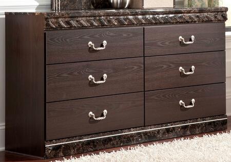 Signature Design by Ashley B26431 Vachel Series Wood Dresser