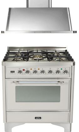 Ilve 664803 Majestic Kitchen Appliance Packages