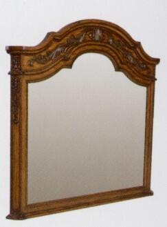 Ambella 06173250001  Arched Portrait Wall Mirror