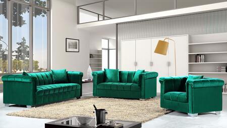 Meridian 739465 Kayla Living Room Sets