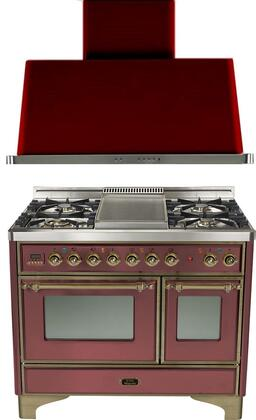 Ilve 720768 Majestic Kitchen Appliance Packages