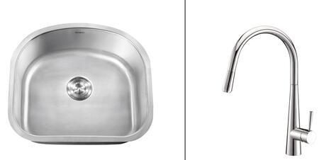 Ruvati RVC2472 Kitchen Sink
