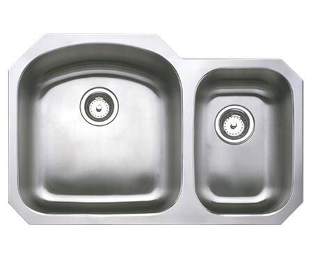 Wells CHU322197 Kitchen Sink
