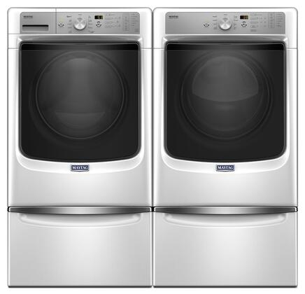 Maytag 690120 Washer and Dryer Combos