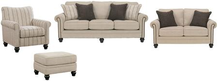 Signature Design by Ashley 13000SLACO Milari Living Room Set
