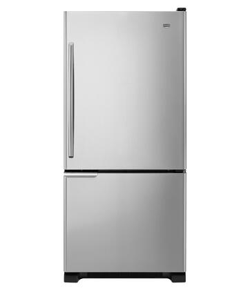 Maytag MBR1953YES Bottom Freezer Refrigerator |Appliances Connection