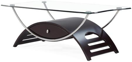 Global Furniture USA 63WC Modern Table