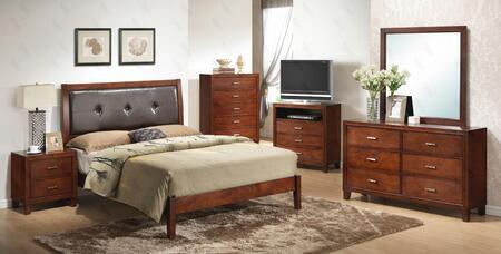 Glory Furniture G1200AFBDMNTV G1200 Bedroom Sets