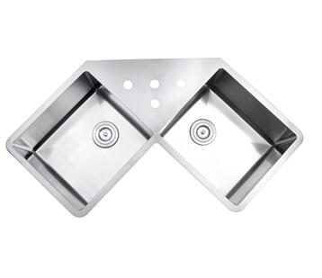 Ruvati RVC2563 Kitchen Sink