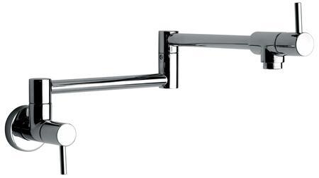 Jewel Faucets 25518XX Single Hole Pot Filler Kitchen Faucet