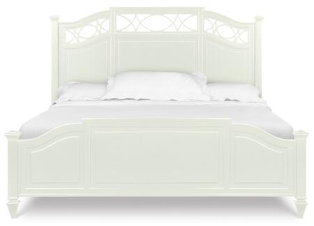 Magnussen B202967K1 Morgan Series  King Size Panel Bed