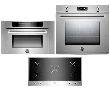 Bertazzoni 347229 Professional Kitchen Appliance Packages