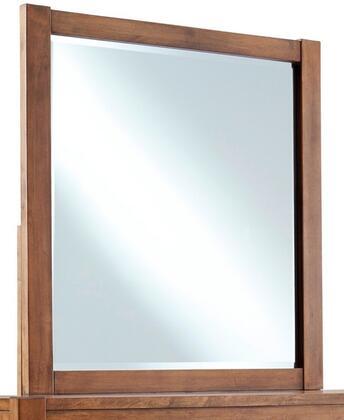 Milo Italia BR66819 Merritt Series Rectangular Portrait Dresser Mirror