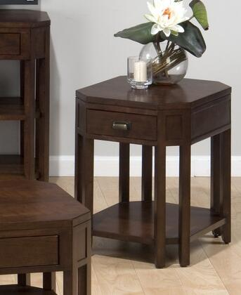 Jofran 0263 Rosiers Series Contemporary  End Table