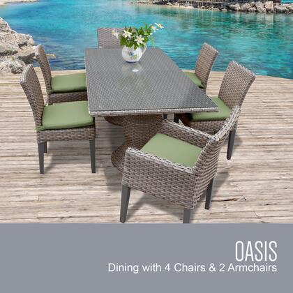 OASIS RECTANGLE KIT 4ADC2DCC CILANTRO