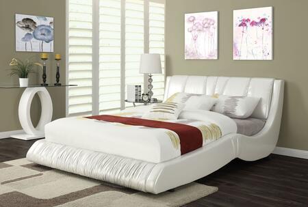 Acme Furniture 24647EK Nathan Series  Bed