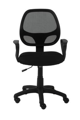 "Euro Style 02761BLK 22.5""  Office Chair"