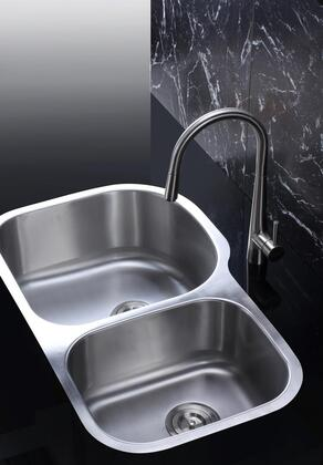 Ruvati RVC1551 Kitchen Sink