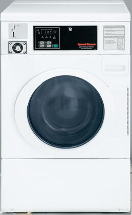 Speed Queen SFNBCFSG  Front Load Washer, in White