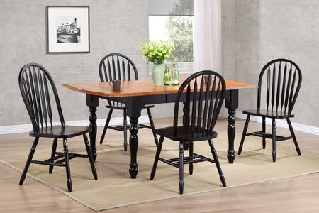Sunset Trading DLUTDX3472820AB5PC Sunset Selections Dining R