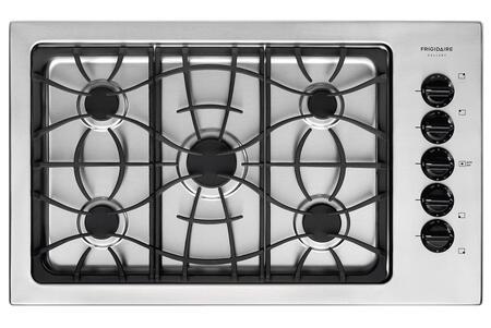 Frigidaire FGGC3645KS Gallery Series Gas Sealed Burner Style Cooktop