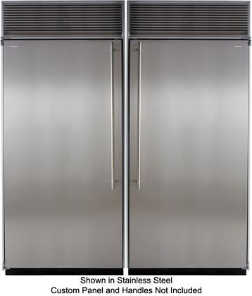 Marvel 707964 Side-By-Side Refrigerators