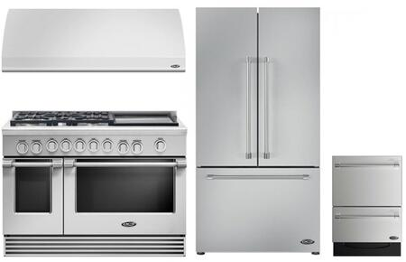 DCS 719134 Kitchen Appliance Packages