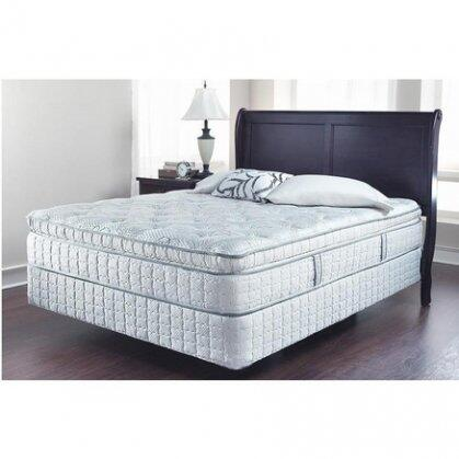 Serta DSPT702933Q Bellagio Series Queen Size Pillow Top Mattress